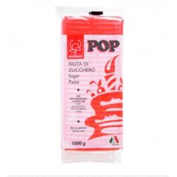 Pasta di Zucchero 1 kg Pop Copertura e decori Vari colori