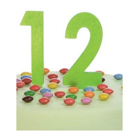 Stampo silicone Numeri per cioccolato