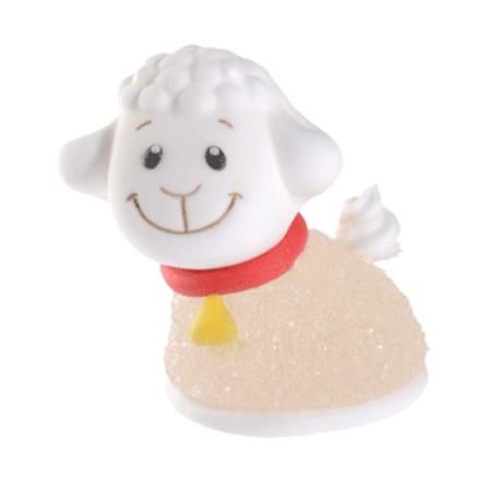 Pecore con sorriso Zucchero e Gelatina