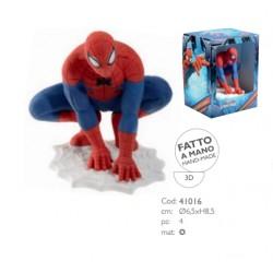 Spiderman Uomo Ragno in Zucchero 3D