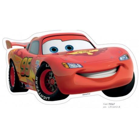 Cialda Sagomata Cars per bambini
