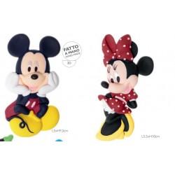 Kit Personaggi Disney in Zucchero 6 pz