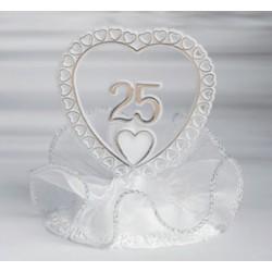 Centrale 25° per matrimonio
