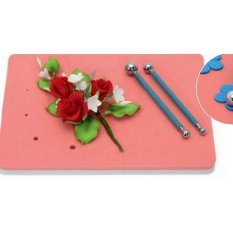 Tappetino fiori inserimento steli
