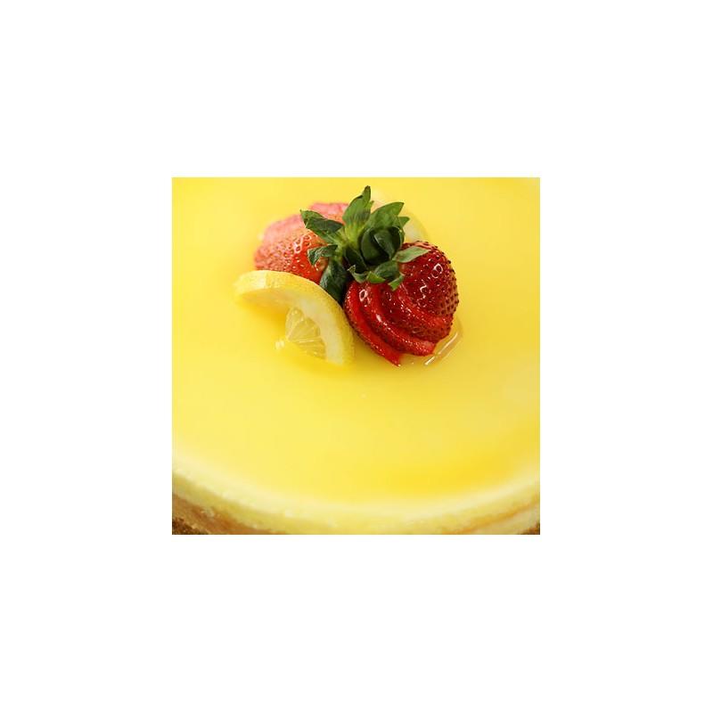 Glassa pronta al gusto di limone lucida a specchio pronta all 39 uso - Glasse a specchio alla frutta ...