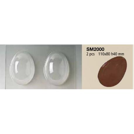 Stampo polietilene Uovo di cioccolato