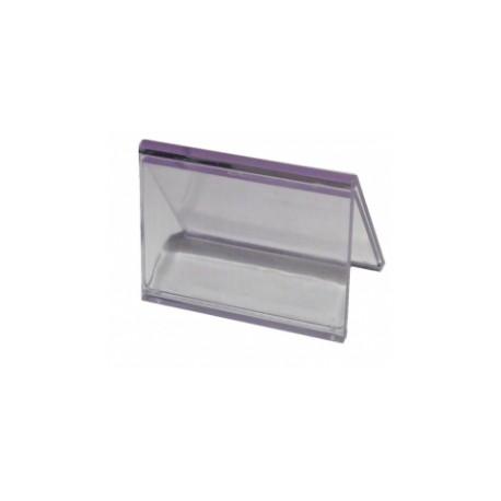 Targhette in Plexiglass per gusti Gelato