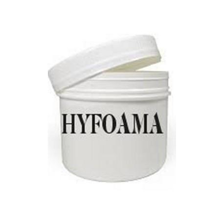 Hyfoama per ghiaccia reale