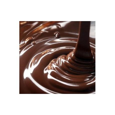 Crema pronta al Cioccolato amaro per glassatura