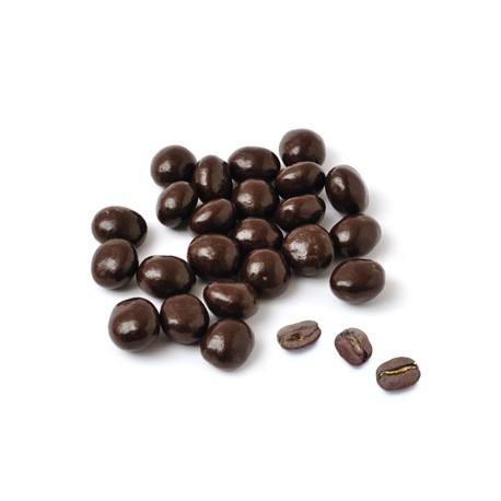 Chicco di Caffe' ricoperto di Cioccolato Fondente