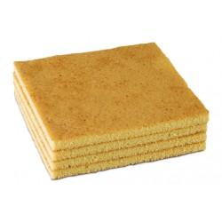 Pan di Spagna pronto Rettangolare 38 cm x 56 cm H 1,3 cm