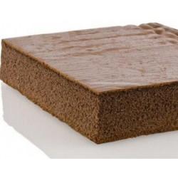 Pan di Spagna pronto Cacao Rettangolare 38 x 56 cm H 1.3 cm