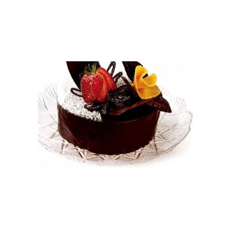 Vassoio Stellino Piccolo trasparente per torte
