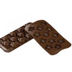 Stampo Silicone Pulcino per cioccolatini