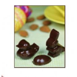 Stampo in Silicone Soggetti Pasquali per cioccolatini