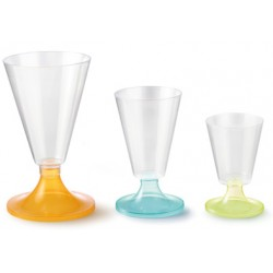 Coppa dessert Bicchiere Colorata Susanna