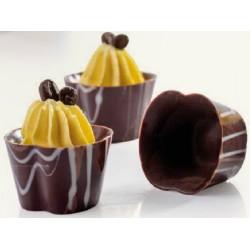 Stampo Ciotolina di Cioccolato in policarbonato