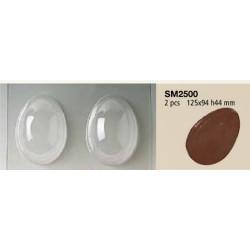 Stampo per Uovo di Cioccolato Policarbonato