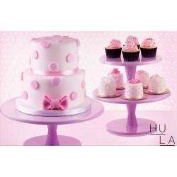 Alzata per Torte Lilla Hula Hup
