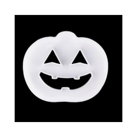 Taglia Biscotto Halloween set Zucca e Teschio