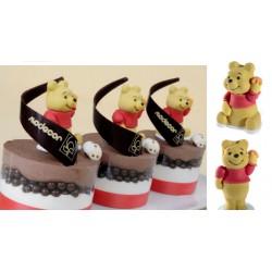 Winnie the pooh in zucchero per decori