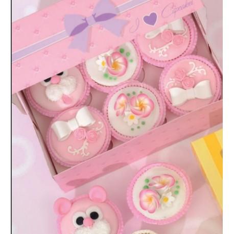 Scatola per Cupcake e Muffin