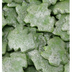 Alberi in zucchero Perlescenti per decorazioni