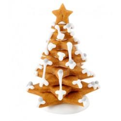 Abete di Natale in Pan pepato