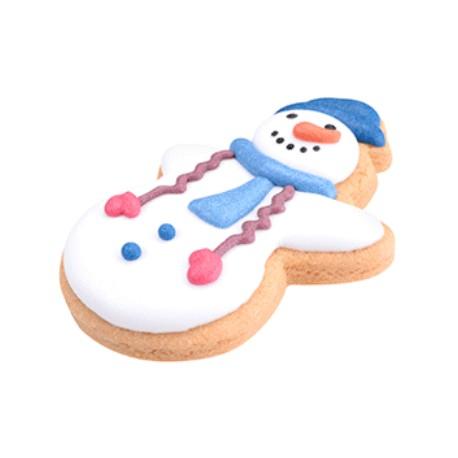 Biscotti Omino di Natale in Pan Pepato
