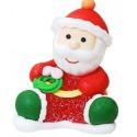 Babbo Natale di Zucchero e gelatina