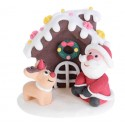 Babbo Natale Decorazione di Zucchero