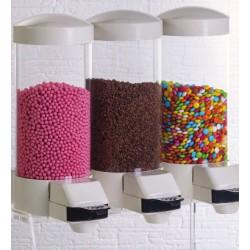 Dosatore per Zuccheri e Granelle da muro