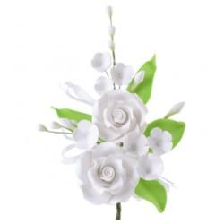 Bouquet di Rose per decori Torte