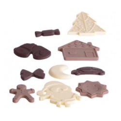 Stampo per Cioccolatini di Natale