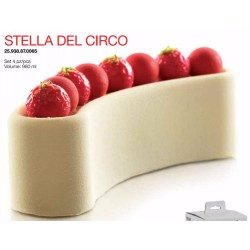 Kit Stella del Circo per semifreddo