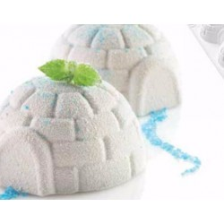 Stampo Igloo in Silicone