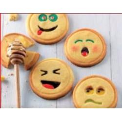 Kit Timbri per Biscotti Faccine