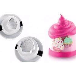 Stampini espulsione Tortine e Cupcake