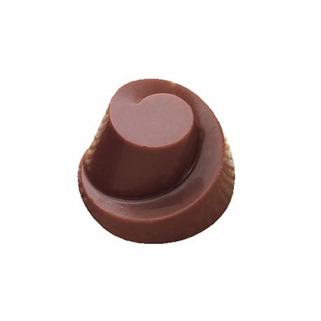 Stampo Cioccolatini Elica in policarbonato