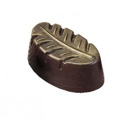 Stampo Cioccolatini Foglia in Policarbonato