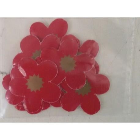 Diadema Rosso per Agnellino pasquale 10 pezzi