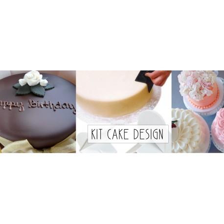 Cake Design Starter Kit