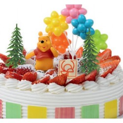 Kit Winnie the Pooh per torte