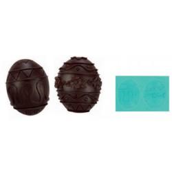Stampo in silicone per Uova di Pasqua