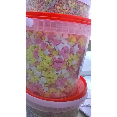 Farfalline di Zucchero Senza glutine