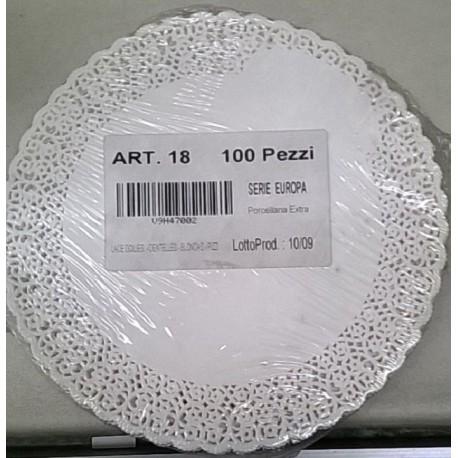 Carta in Pizzo per torte