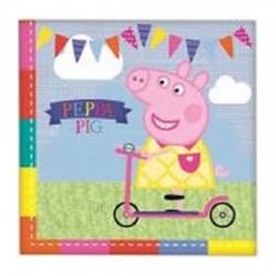 Tovagliolo Peppa Pig