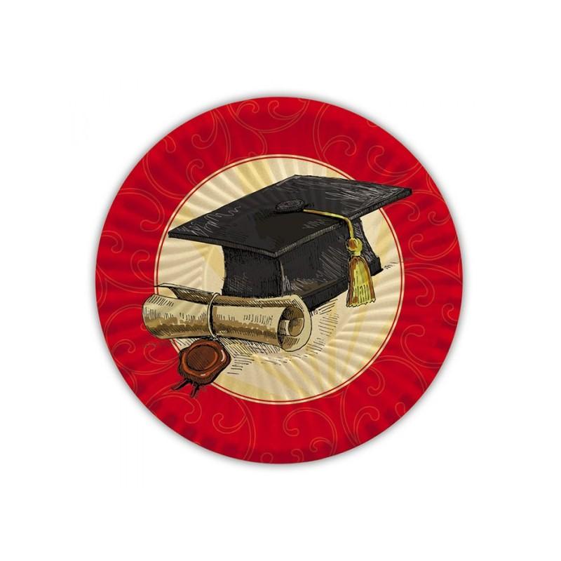 Tocco laurea disegno for Decorazioni per torte di laurea