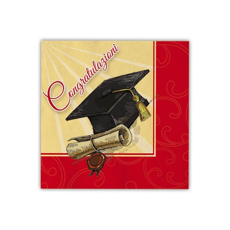 Famoso Centrali per torte di laurea e decorazioni per dolci a tema lauree DE22