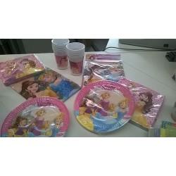 Bicchieri Le principesse Disney plastica